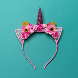 Unicorn Horn Headband - Empress