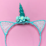 Unicorn Horn Headband - Queen