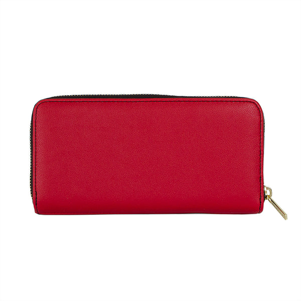 Amandine Large Zip Around Wallet