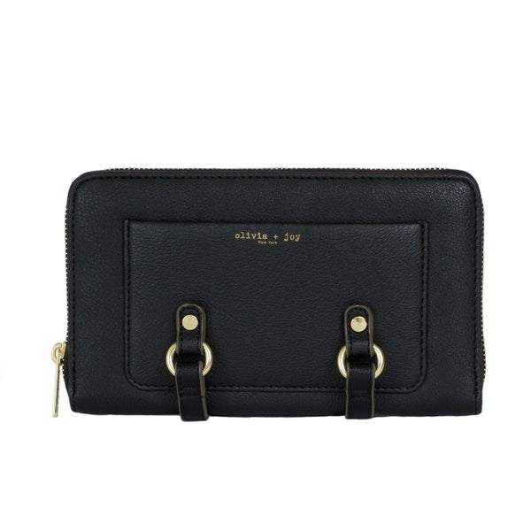Gladwell Xtra Large Zip Around Wallet