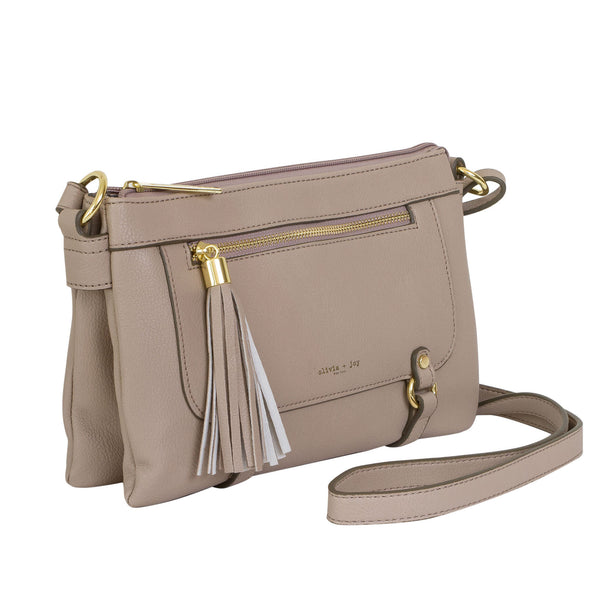 Gladwell Double Compartment Crossbody