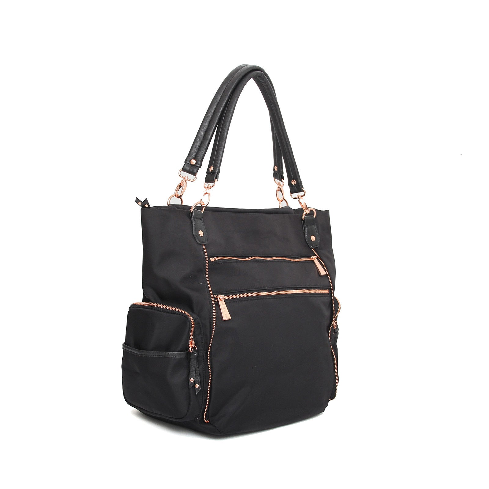 Zap Zoom Rose Gold Tote