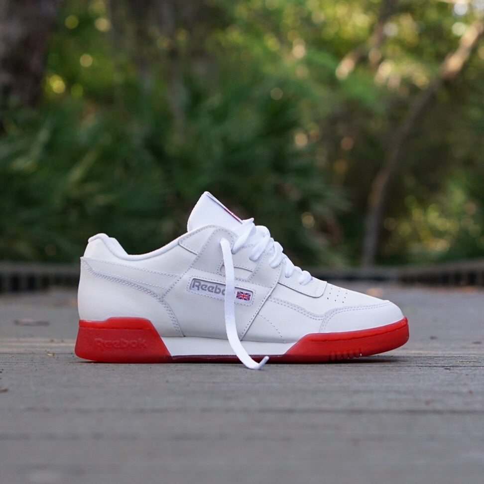 most desirable fashion custom super cheap compares to Reebok Workout Plus ICE