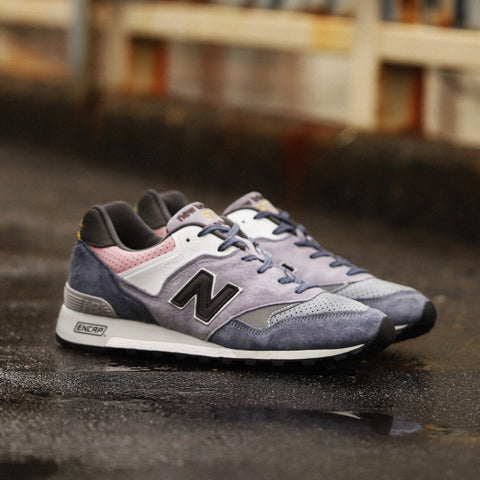 New Balance X-Racer Metallic Mesh