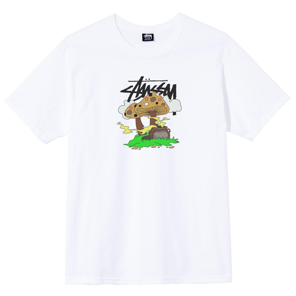 Stussy Somethings Cooking SS Tee