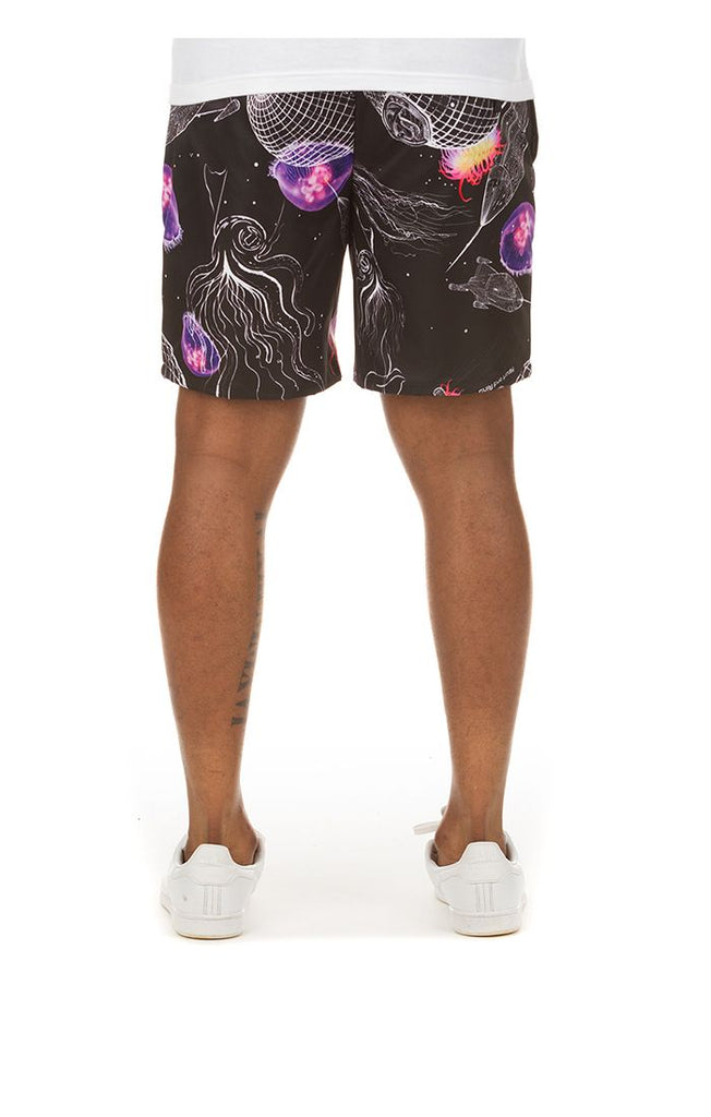 Billionaire Boys Club  Exo Nylon Short