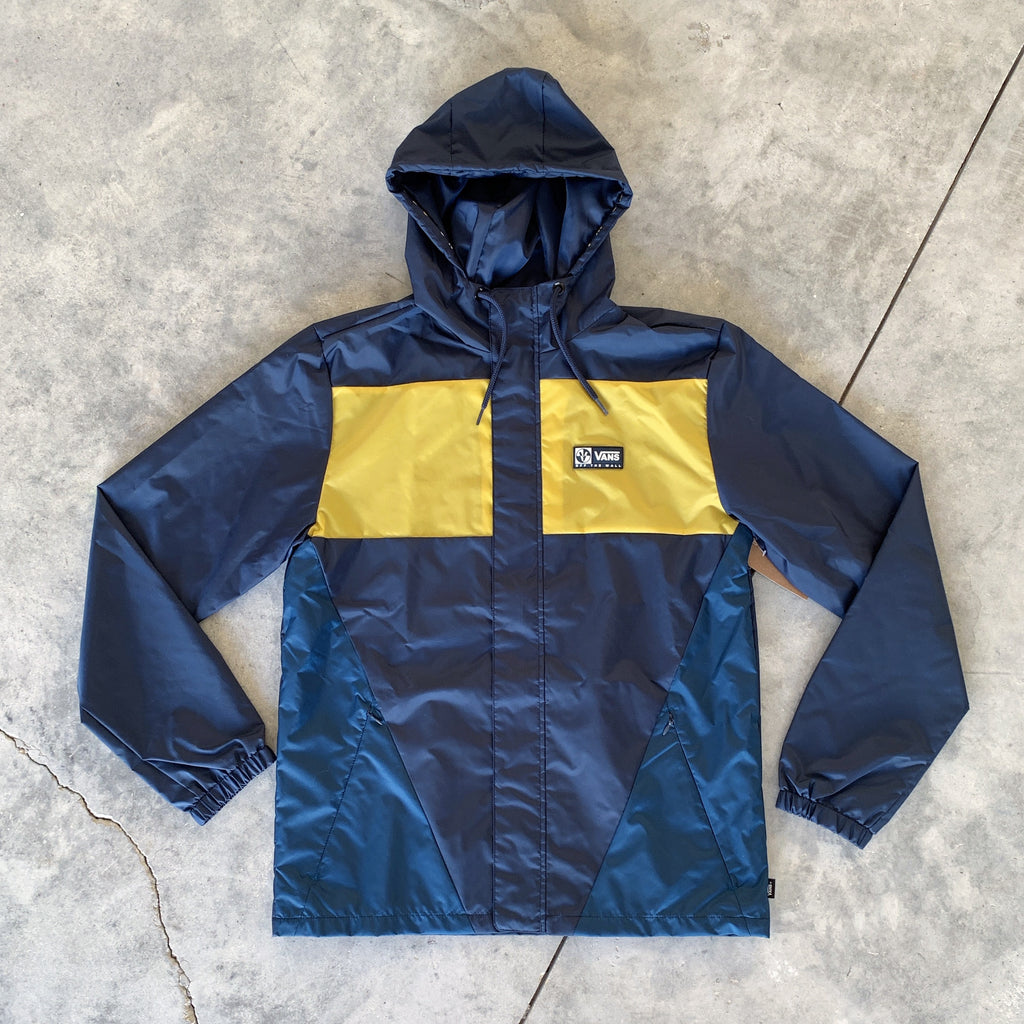 Vans Retro Active Windbreaker Jacket