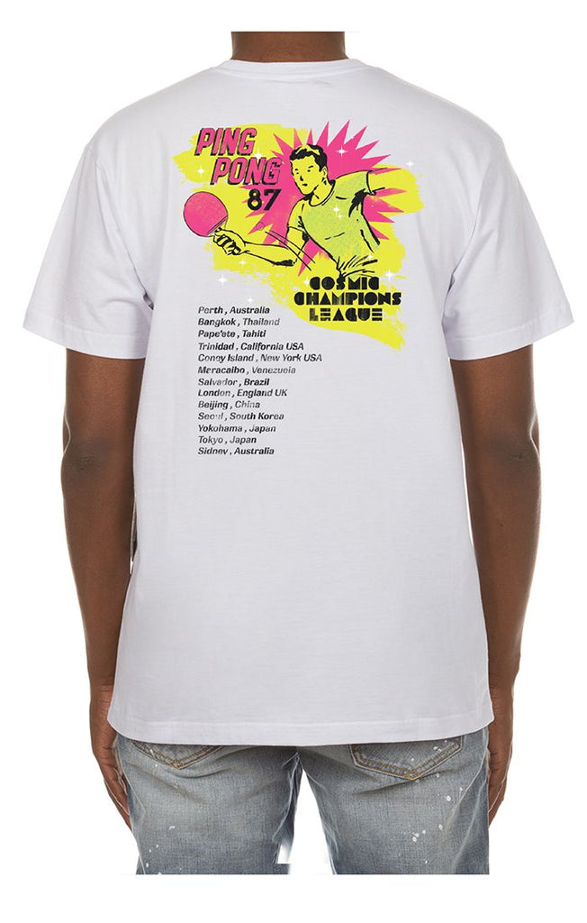 Billionaire Boys Club  Comic Tour SS Tee