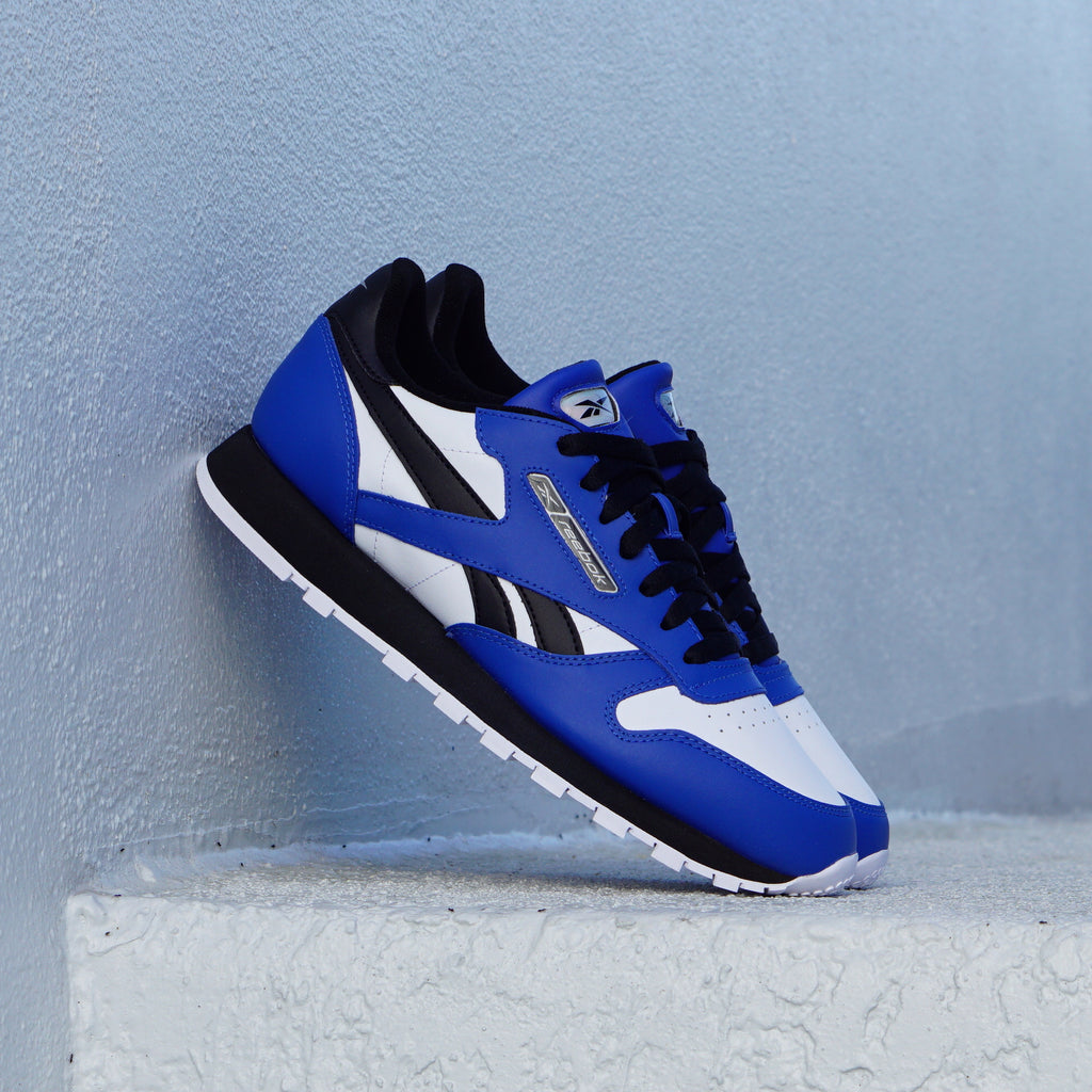 Reebok Classic Leather MU Royal