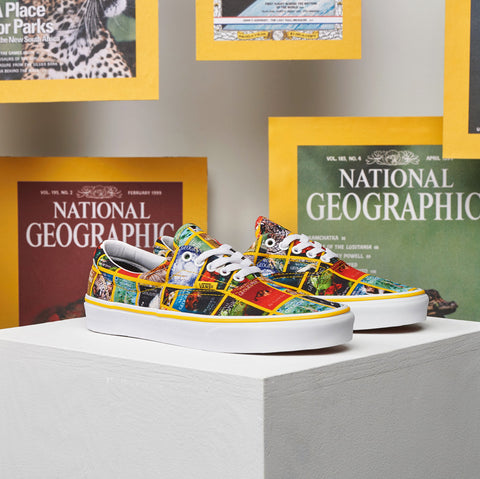 Vans X National Geographic Old Skool Photo Ark