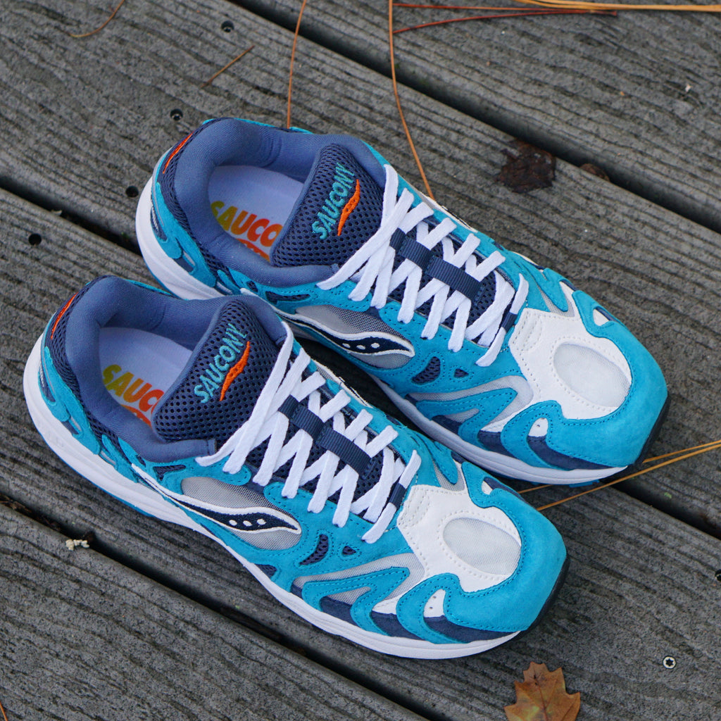 "Saucony Grid Azura 2000 ""Denim"""