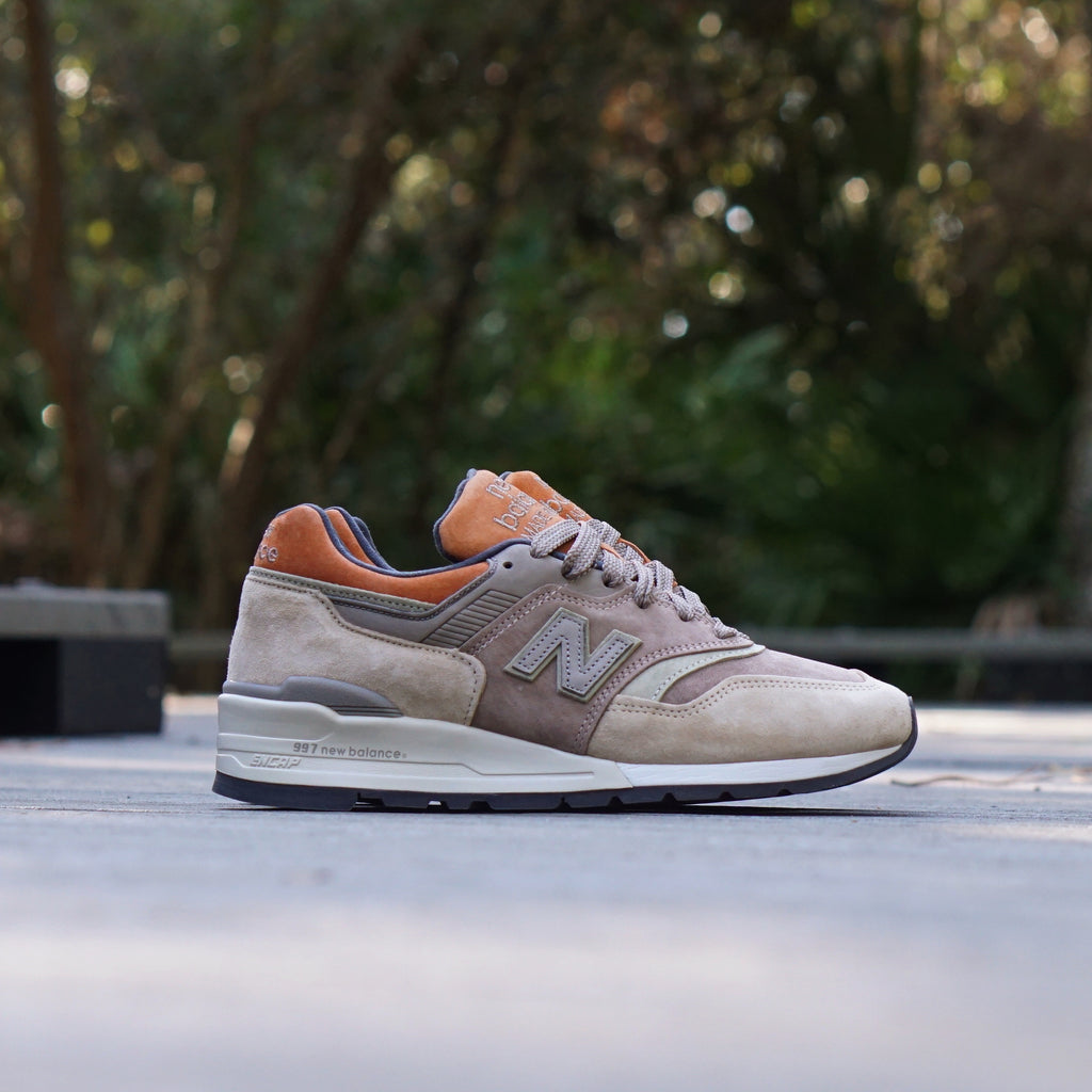 New Balance 997 Made In USA Suede