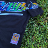 Mitchell & Ness Tampa Bay Rays 98-99 Batting Practice Jersey #12 Boggs
