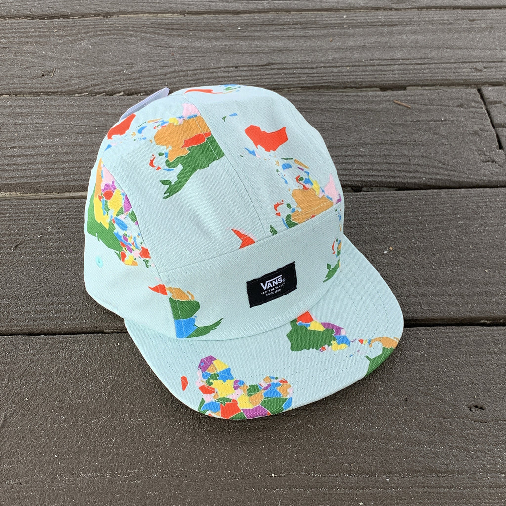 Save Our Planet X Vans Davis 5 Panel Hat