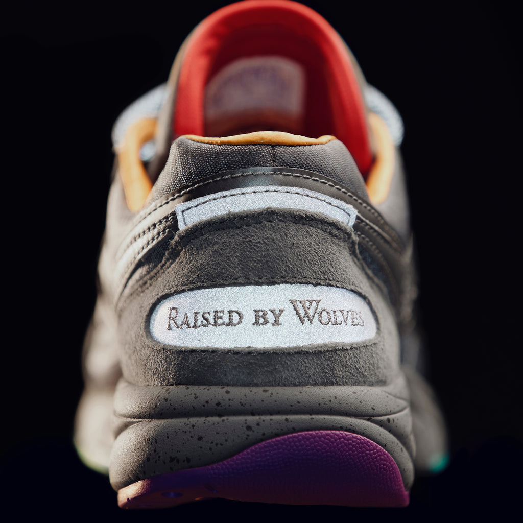 "Saucony X Raised By Wolves AYA ""Asphalt Jungle"""