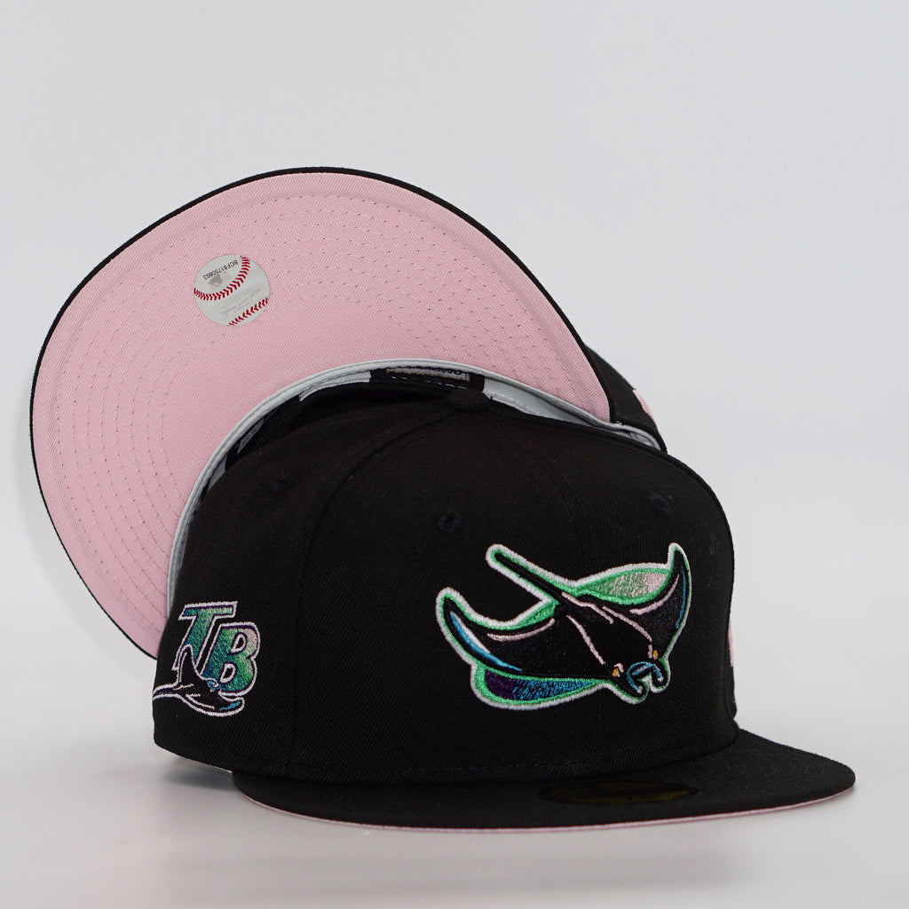 New Era Cap 5950 Tampa Bay Rays TB Side Patch