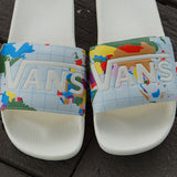 Save Our Planet X Vans Slide-On