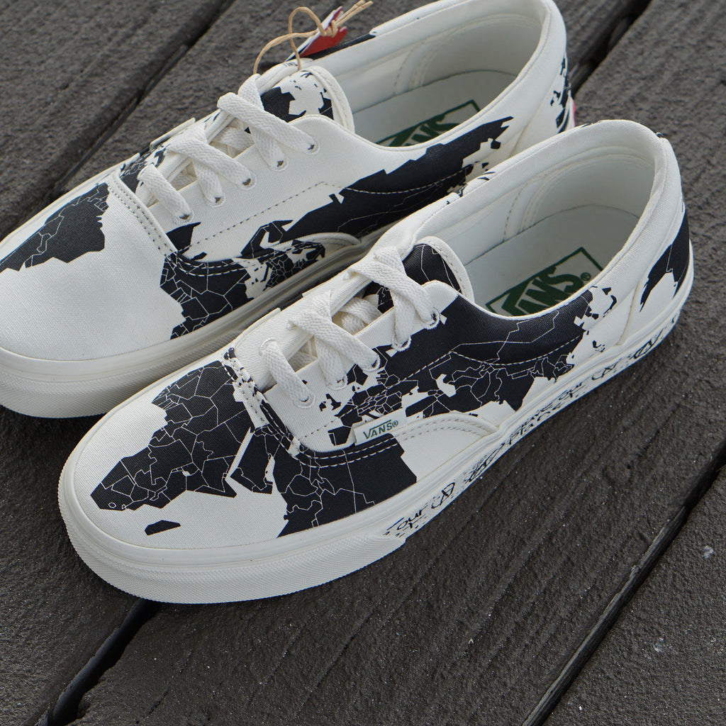 Save Our Planet X Vans UA Era