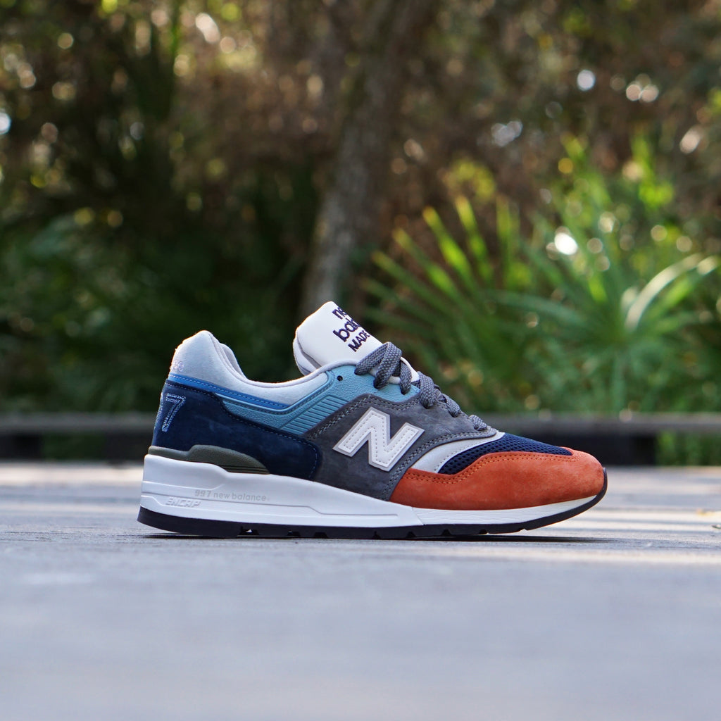 New Balance 997 Made In USA Chambray Blue