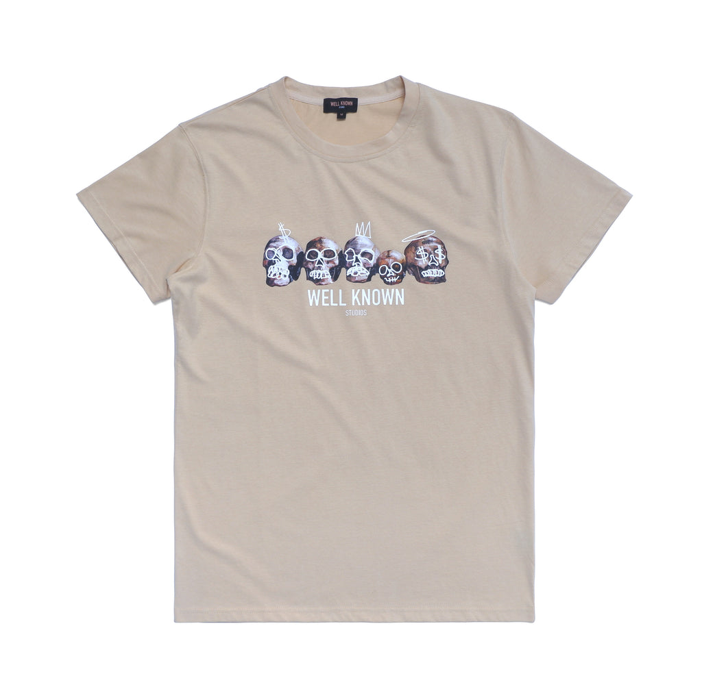 Well Known Studios The Cranium Tee
