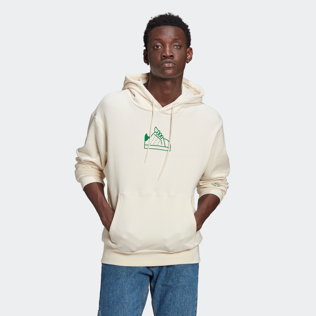 Adidas Originals Earth Day Non Dyed Stan Smith Sneaker Hoodie