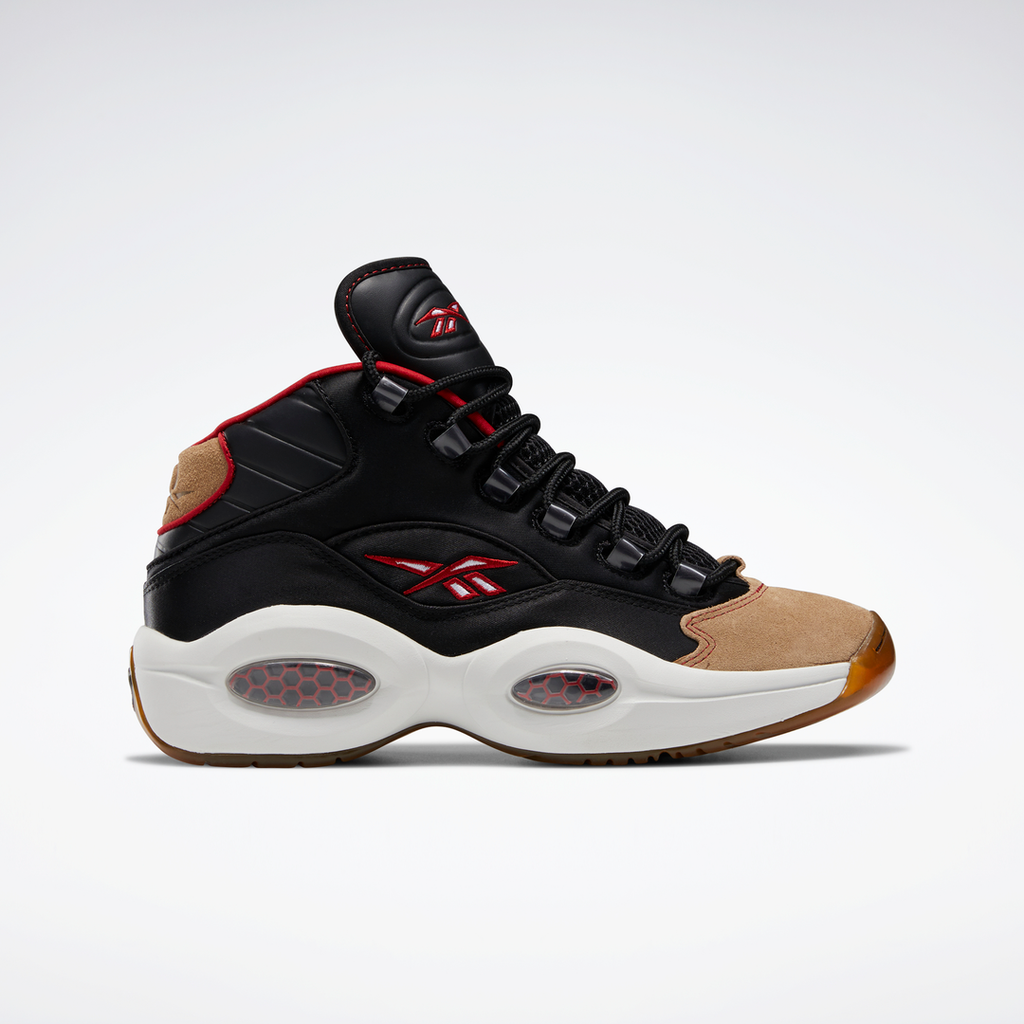 Reebok Iverson Question Mid Alternate Jersey