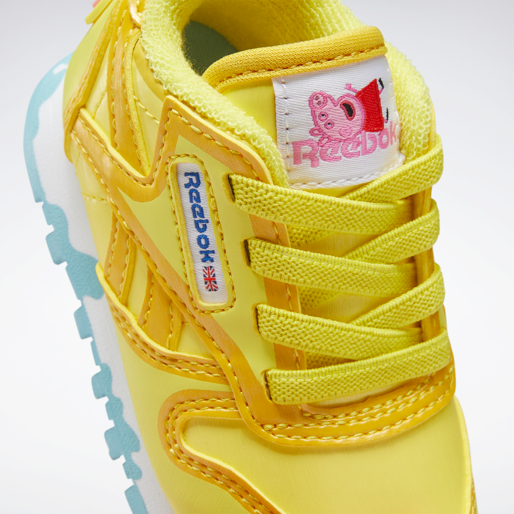 "Peppa Pig X Reebok Classic CL Leather ""Toddlers"""