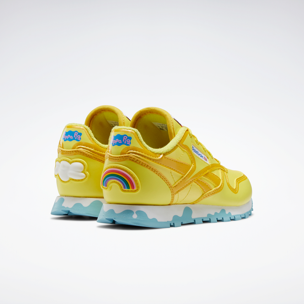 "Peppa Pig X Reebok CL Leather ""PreSchool"""