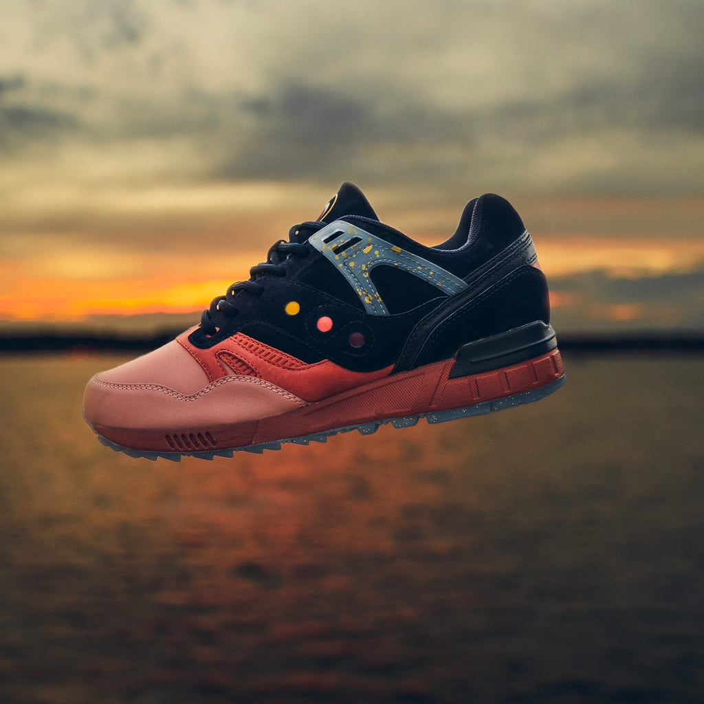 "Saucony Select Grid SD ""Summer Nights"""