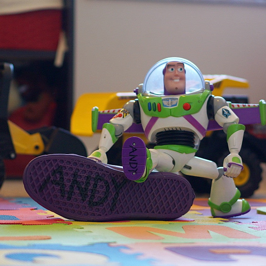"Vans X Toy Story Old Skool ""Buzz Lightyear"""