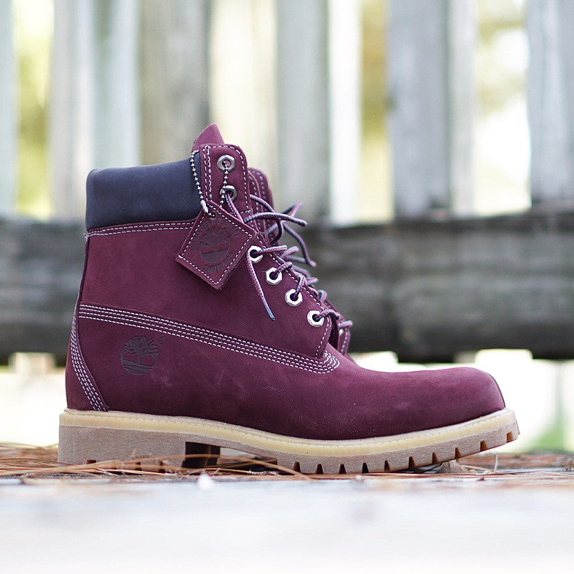 "Timberland 6"" Premium ""Autumn Mashup"" Port"