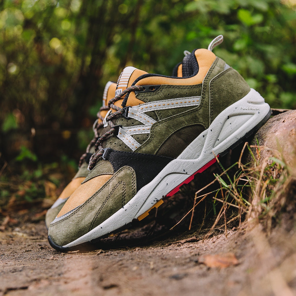 "Karhu Fusion 2.0 ""Outdoor"" Pack (Olive)"