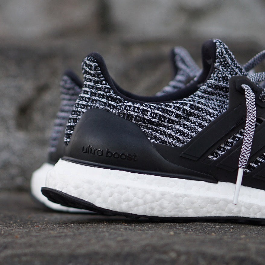 separation shoes c5a31 aec87 black white adidas ultra boost