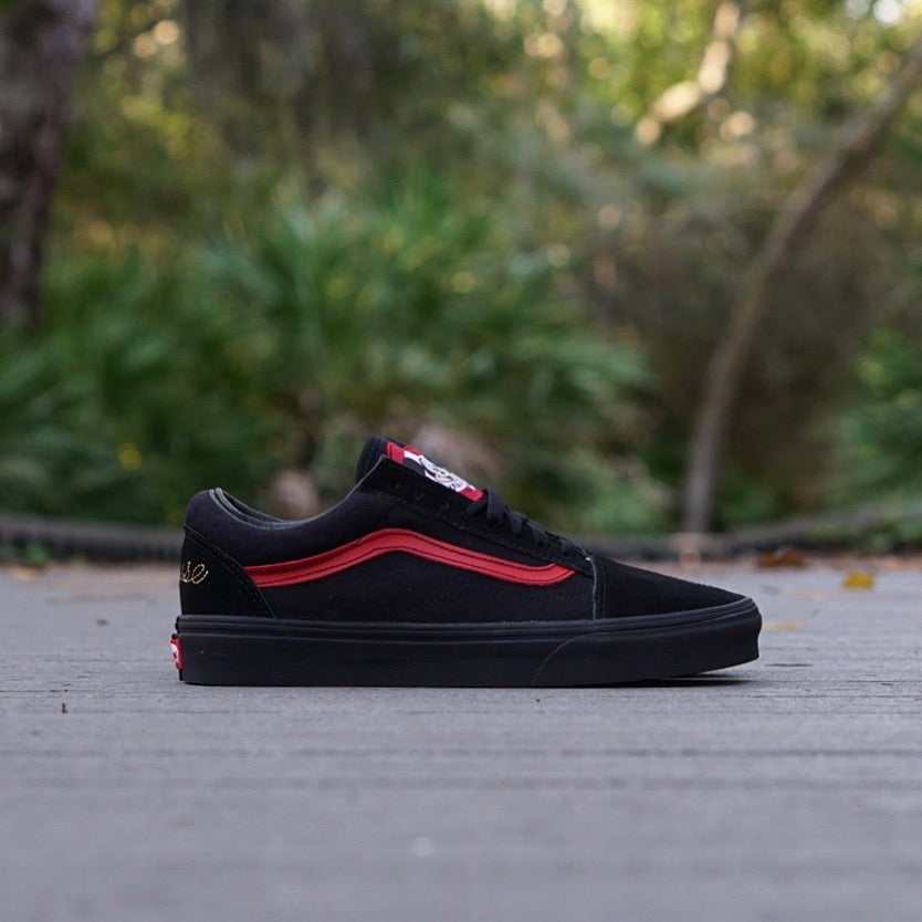 "Vans X Disney Old Skool ""Mickey Mouse Club"""