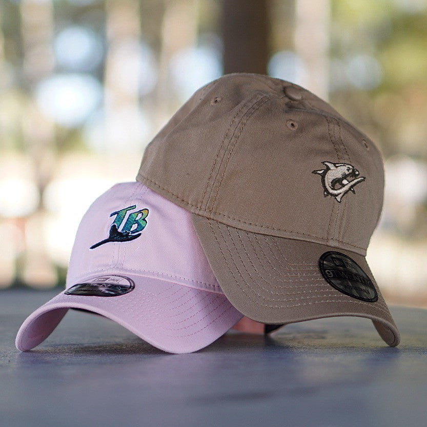 "Fresh Rags X New Era Cap 9Twenty ""Dad Hat"" Pink"