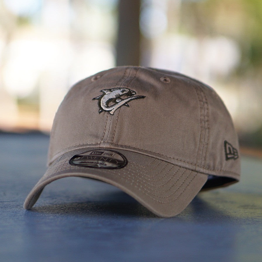 "Fresh Rags X New Era Cap 9Twenty ""Dad Hat"" Tan"
