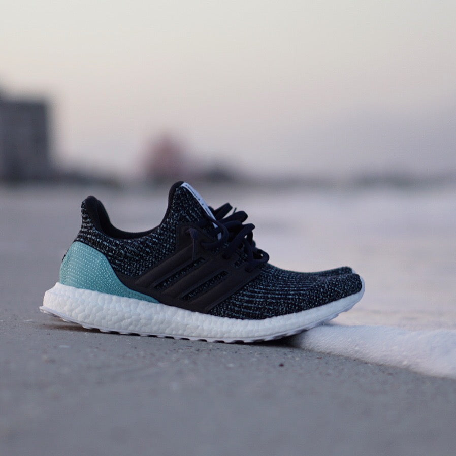 "Adidas X Parley UltraBoost 4.0 ""Carbon"""