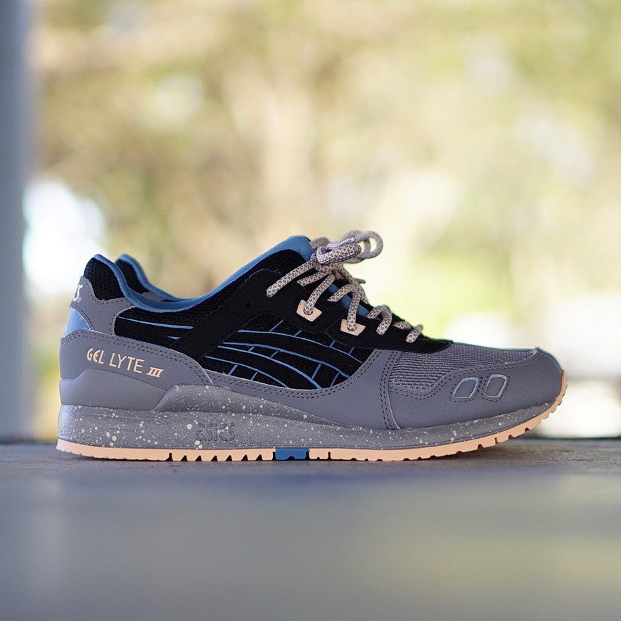 "Asics Gel-Lyte III ""Black"""