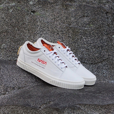 Vans Old Skool Removable Sidestripe V White