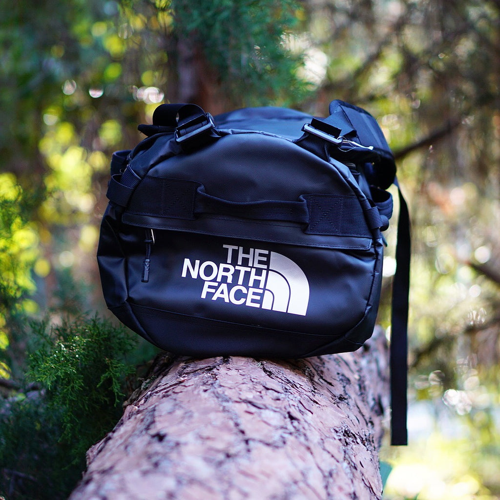 "The North Face X Vans ""Base Camp Duffel"" Black"