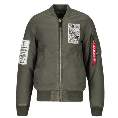 10 Deep Dust to Dust Coaches Jacket