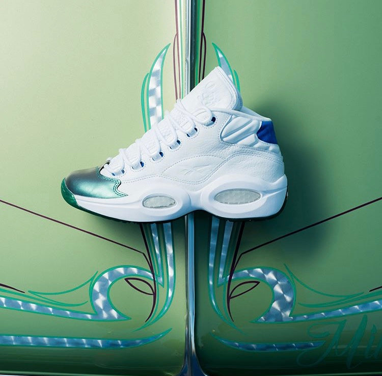 Reebok X Curren$y AI Question Mid