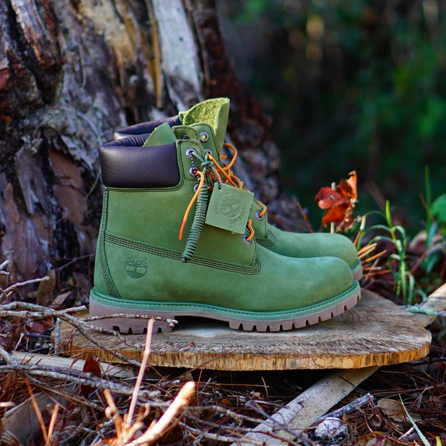"Timberland 6"" PRM MD ""Military Green"""