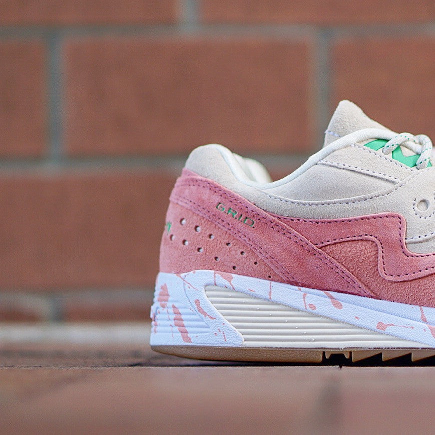 "Saucony Shadow 8000 ""Shrimp Scampi"""