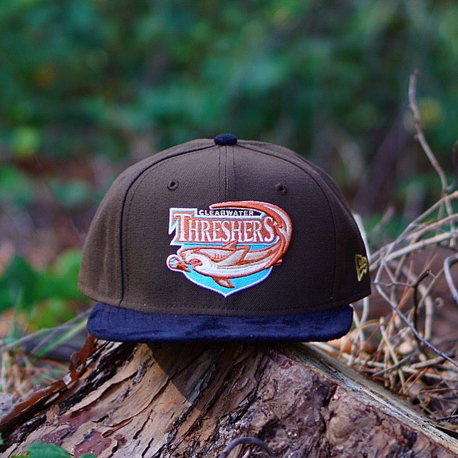 "New Era X Fresh Rags ""Clearwater Threshers"" Winter Snapback"