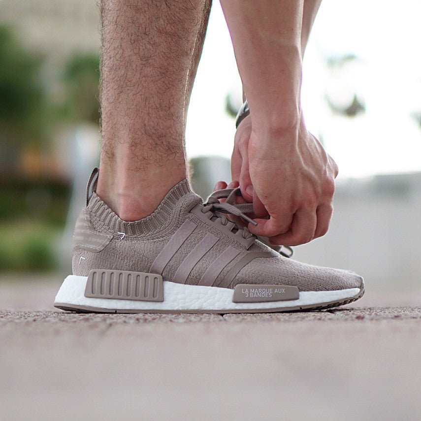 "Adidas Originals NMD _ R1 ""French Beige"" Primeknit"