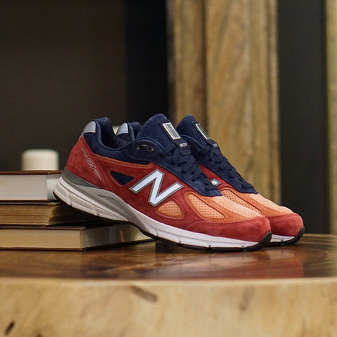 check out 13494 d7662 New Balance 990v4