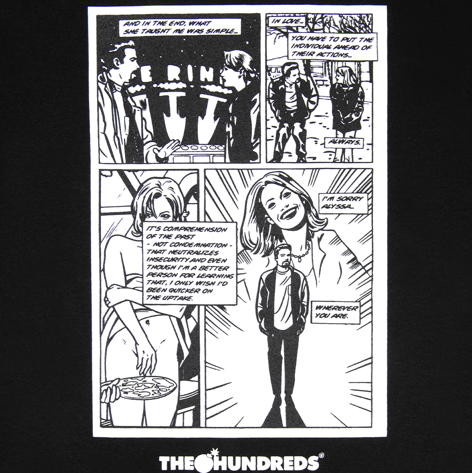 Kevin Smith X The Hundreds Chasing Amy Tee