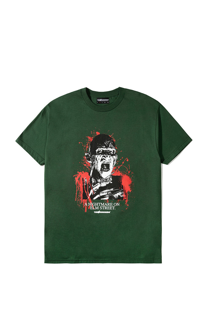 The Hundreds X Nightmare On Elm Street Nightmare Tee
