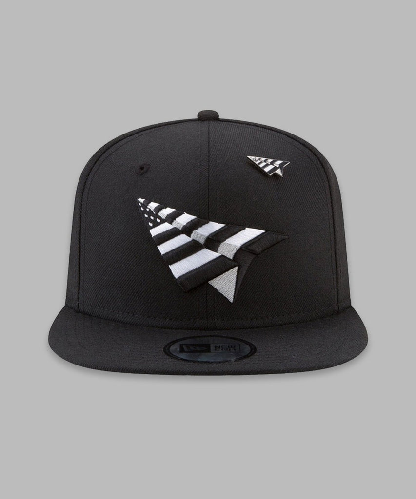 Paper Planes The Original Crown Old School Snapback
